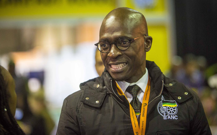FILE: Minister of Finance Malusi Gigaba poses for some pictures at breakfast at the ANC NPC at Nasrec. Picture: Thomas Holder/EWN
