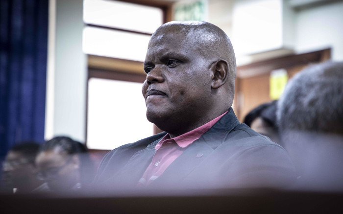 Former acting police commissioner Khomotso Phahlane and major general Ravichandran Pillay appeared in the Specialised Commercial Court in Johannesburg on 1 March 2019. They have been charged with fraud and corruption. Picture: Abigail Javier/EWN.
