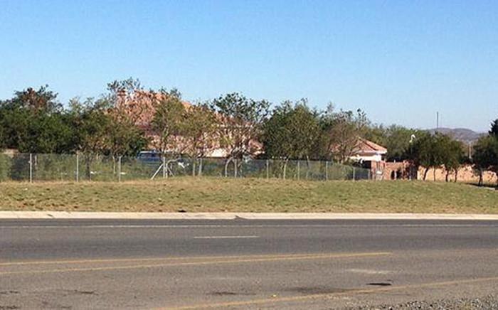 Nelson Mandela's retirement home in Qunu. Picture: Giovanna Gerbi/EWN