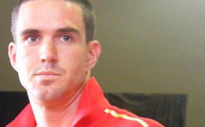 Batsman Kevin Pietersen. Picture: AFP