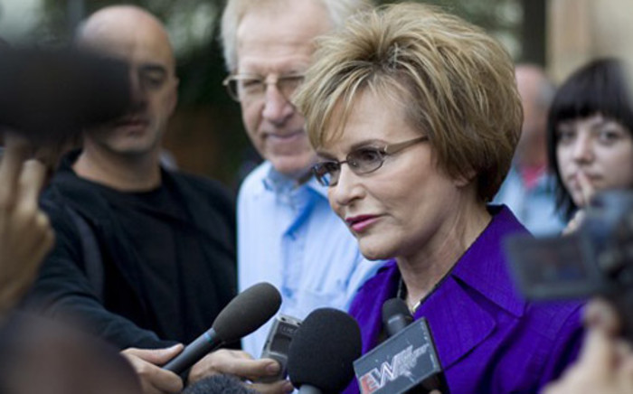 Helen Zille. Picture: EWN