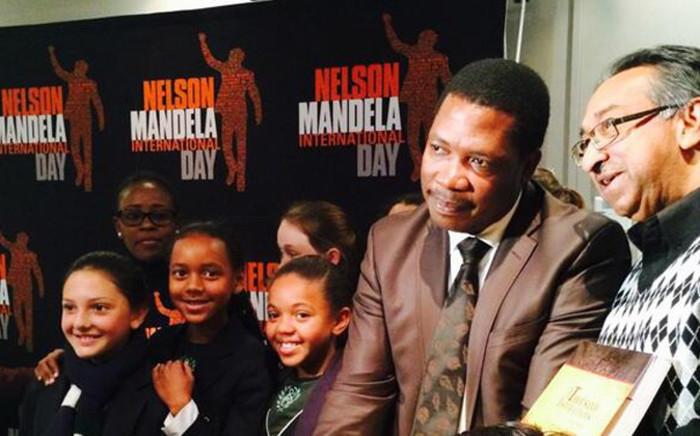 Gauteng Education MEC Panyaza Lesufi. Picture: Dineo Bendile/EWN