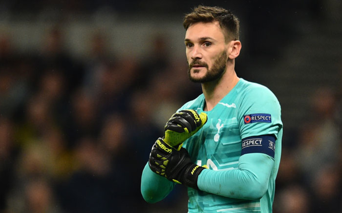 Tottenham Hotspur goalkeeper Hugo Lloris. Picture: AFP