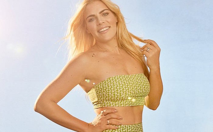 Busy Philipps. Picture: @BusyPhilipps/Twitter