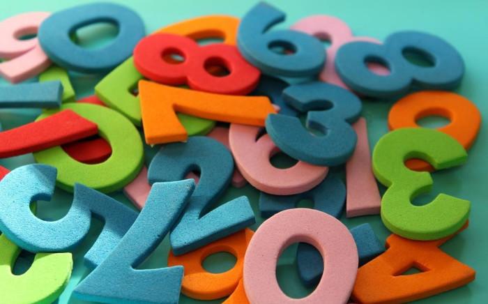 Numbers. Image: Pixabay.
