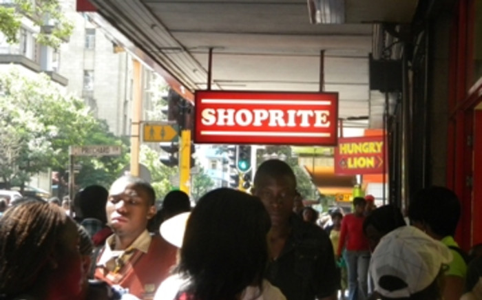 A Shoprite store in central Johannesburg. Picture: Tshepo Lesole/Eyewitness News