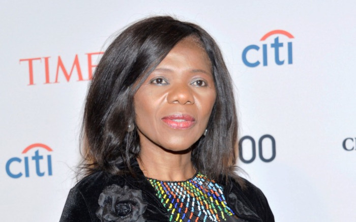 Thuli Madonsela. Picture: AFP