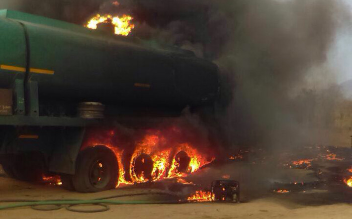 FILE: Several people were killed and more than 100 injured when a truck exploded in Mozambique on 17 November 2016. Picture:Tino Maluleka/iWitness.