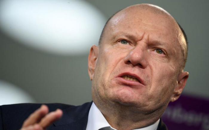 FILE: Russia's richest man Vladimir Potanin. Picture: Forbes.com