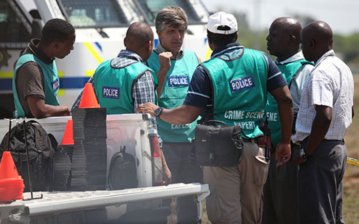 Police are in the final stages of their probe into the shooting of a striking Amplats miner.. Picture: Taurai Maduna/EWN