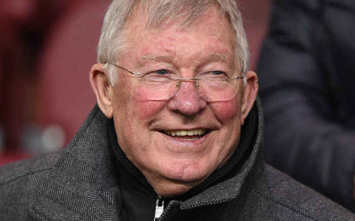 FILE: Former Manchester United manager Alex Ferguson is seen at the English Premier League football match between Burnley and Manchester United at Turf Moor in Burnley, north west England on 18 December 2019. Picture: AFP