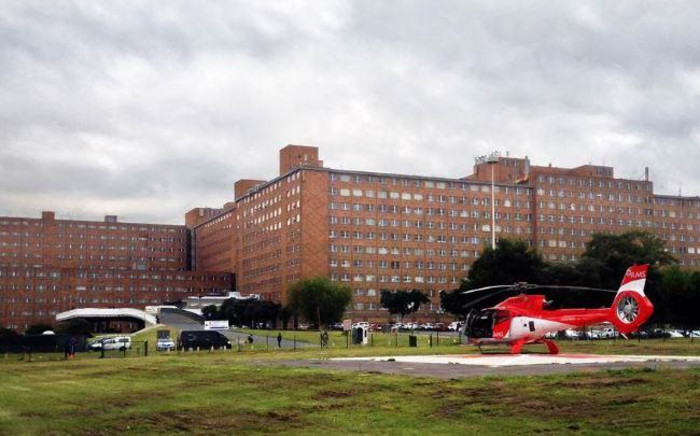 Tygerberg Hospital in Parow in the Western Cape. Picture: Supplied