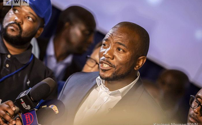 FILE: DA leader Mmusi Maimane has called for an early congress at the party's Federal Council meeting. Picture: Kayleen Morgan/EWN