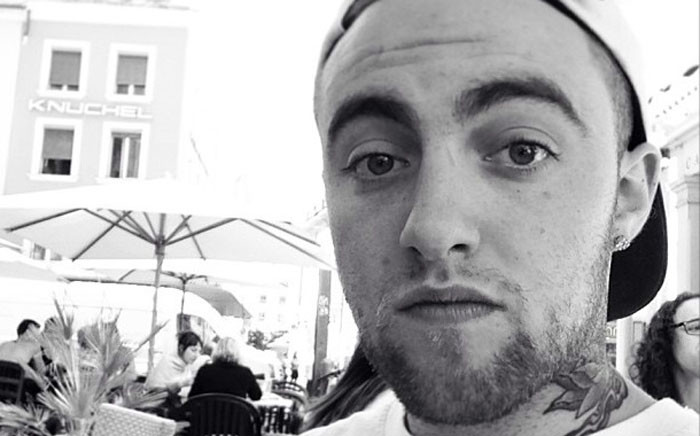 FILE: Mac Miller. Picture: Facebook.com.
