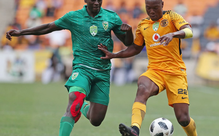 Kaizer Chiefs beat Golden Arrows 3-0 in the Nedbank Cup at the FNB Stadium on 11 February 2018. Picture: Twitter/@goldenarrows