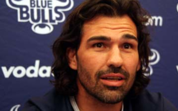 Saru boss Jurie Roux says Victor Matfield will have to earn a Springbok call up like any other player. Picture: EWN.