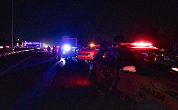 EMS Emergency Medical Services, Ambulance, motor vehicle accident generic image. Picture: Thomas Holder/EWN
