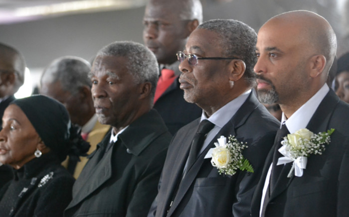 """The mother of former President Thabo Mbeki, Epainette """"Ma Mbeki"""" died at an East London hospital on 7 June 2014 at the age of 98."""