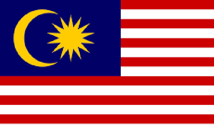Malaysian flag. Picture: WikiCommons