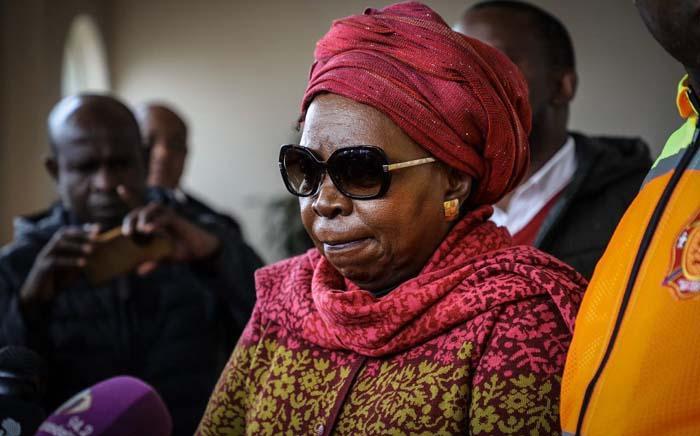 FILE: Cooperative Governance Minister Nkosazana Dlamini-Zuma. Picture: EWN