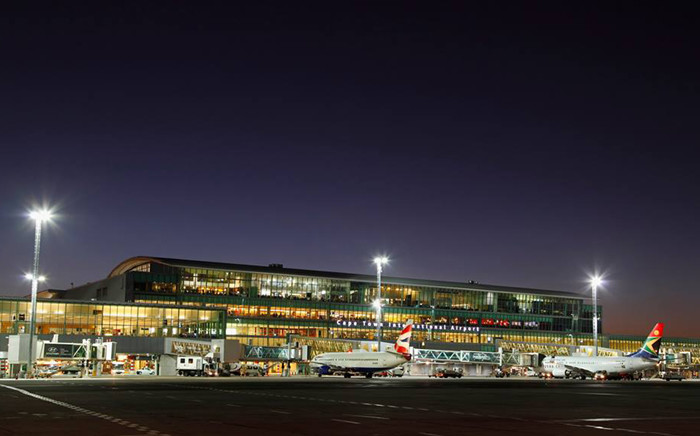 A general view of the Cape Town International Airport. Picture: @capetowninternational/Facebook