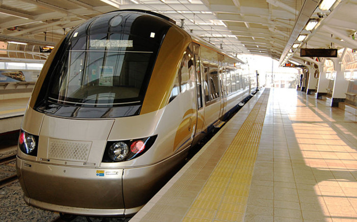 The Gautrain. Picture: Wikimedia Commons.