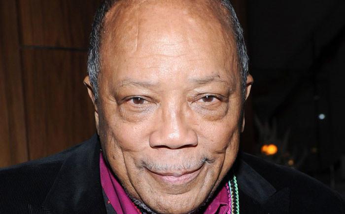 Music legend Quincy Jones. Picture: Twitter @QuincyDJones.