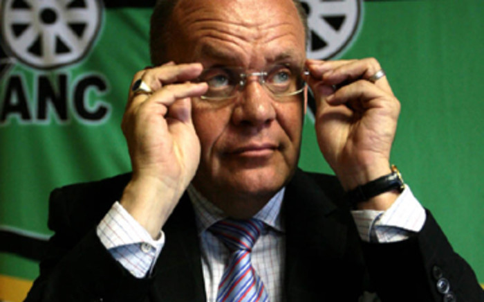 The ANC's Carl Niehaus. Picture: Eyewitness News