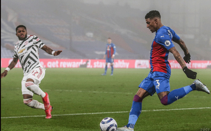 Manchester United drew 0-0 against Crystal Palace on 3 March 2021. Picture: @CPFC/Twitter.