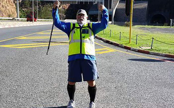 Deon van der Merwe. Picture: Walk for Johlene Facebook page