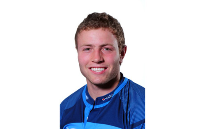 Rugby player Johann Sadie. Picture: Blue Bulls