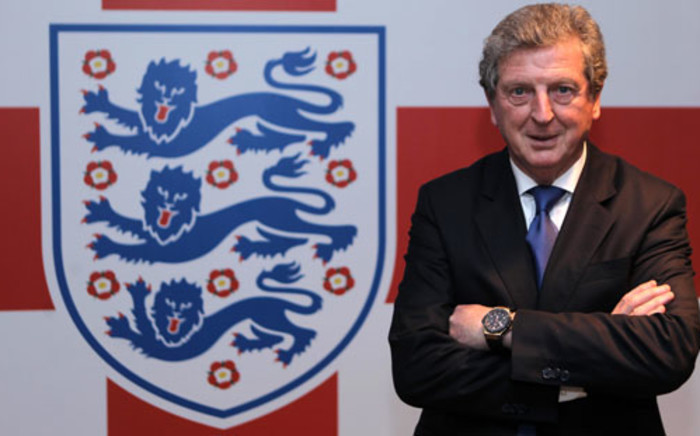 England boss Roy Hodgson. Picture: AFP