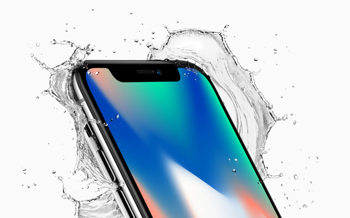 The iPhone X. Picture: apple.com