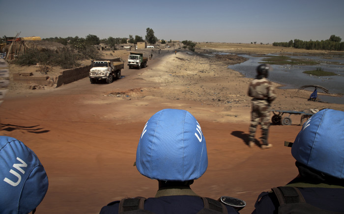 A scene from Mopti, Mali. Macina Liberation Front, based in central Mali's Mopti region, is led by cleric Amadou Koufa. Picture: United Nations Photo.