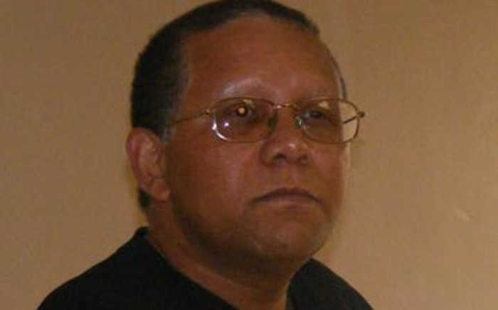 Sactwu General Secretary Andre Kriel. Picture: Janine Wilemans/EWN