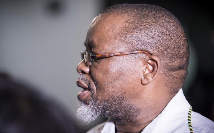FILE: ANC Secretary General Gwede Mantashe. Picture: Thomas Holder/EWN.