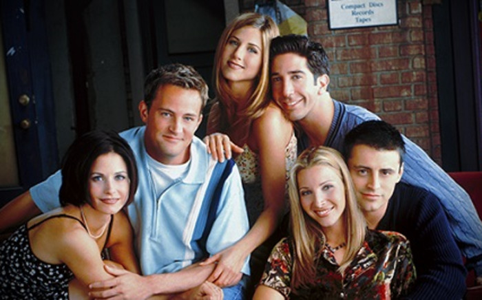 'Friends' cast. Picture: Friends.tv/Facebook