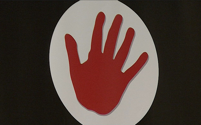 Stop child abuse. Picture: Louise McAuliffe/EWN