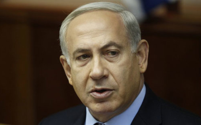 Prime Minister Benjamin Netanyahu has narrowly claimed victory in Israel's parliamentary election. Picture: AFP