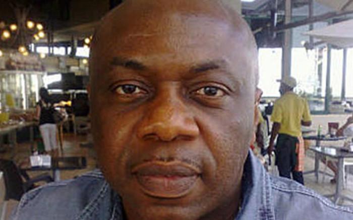 Convicted Nigerian terrorist Henry Okah. Picture: AFP.