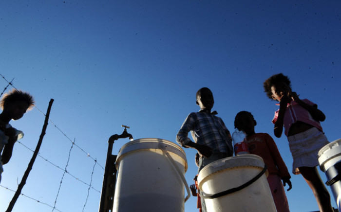 FILE: Large parts of the City of Ekurhuleni have been without water since Saturday afternoon. Picture: Sapa.