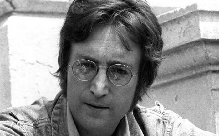Music legend John Lennon. Picture: AFP.