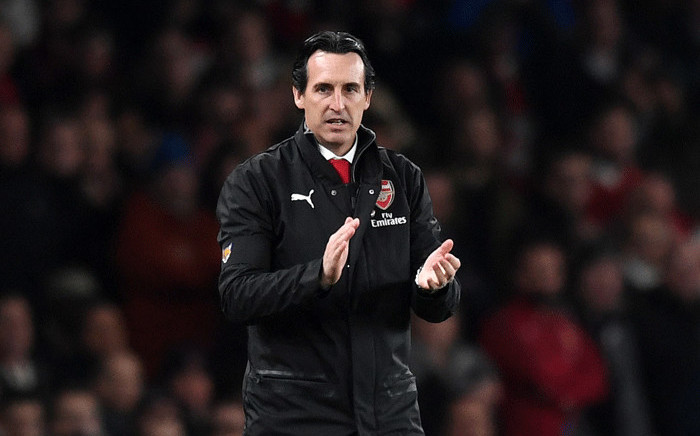 Former Arsenal manager Unai Emery. Picture: Facebook