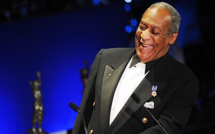 In this March 16, 2009 file photo, comedian Bill Cosby speaks at the Jackie Robinson Foundation annual Awards Dinner at the Waldorf Astoria Hotel in New York. Picture: AFP.