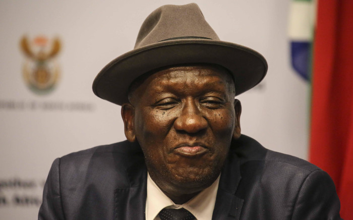 FILE: Minister of Police Bheki Cele. Picture: Cindy Archillies/EWN