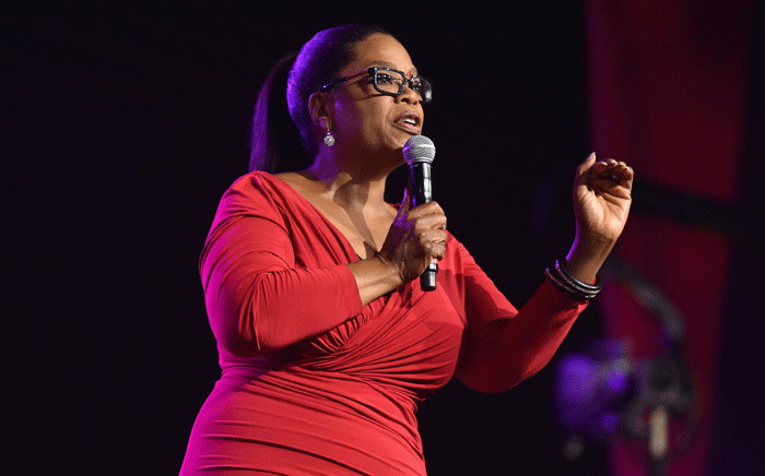 FILE: Oprah Winfrey speaks onstage during the 2016 ESSENCE Festival on 2 July 2016 in New Orleans, Louisiana. Picture: AFP