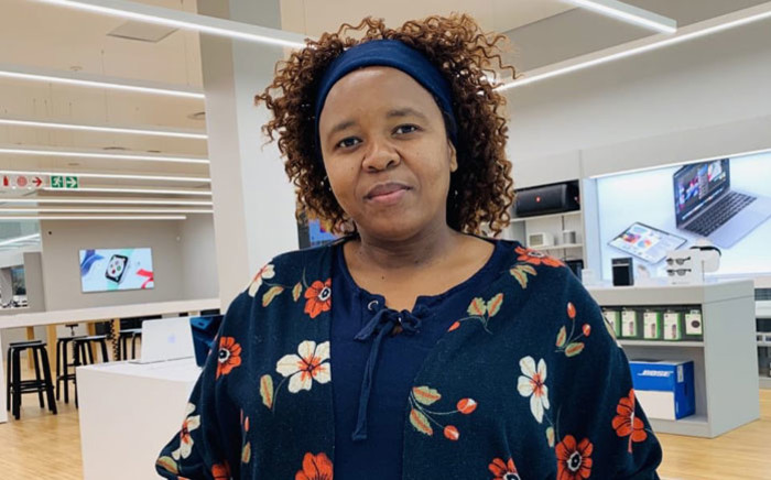 Zukiswa Maqana spent weeks in Groote Schuur Hospital's intensive care unit after being diagnosed with COVID-19. Picture: Supplied