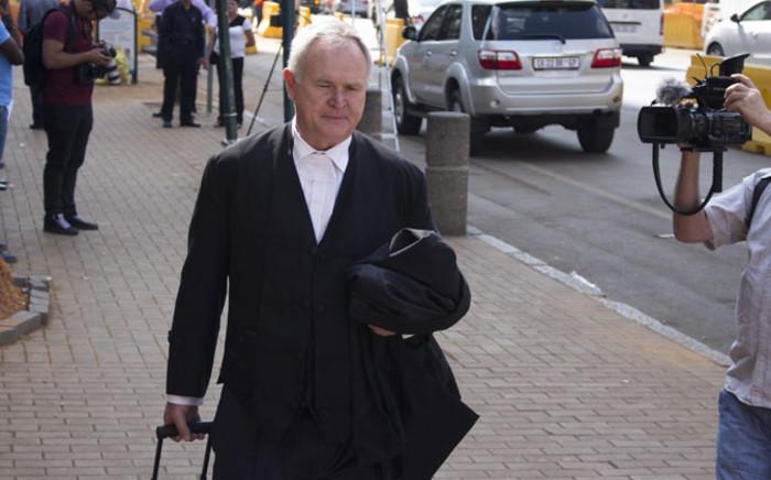 Oscar Pistorius's lawyer Barry Roux. Picture: Christa Eybers/EWN