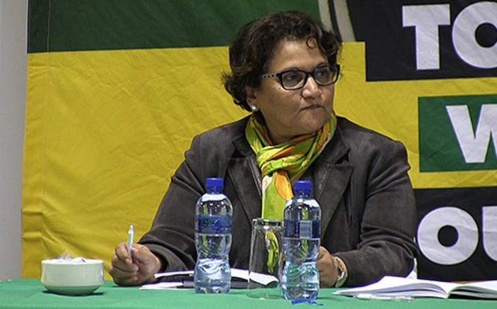 FILE: ANC Deputy Secretary General Jessie Duarte. Picture: Reinart Toerien/EWN.