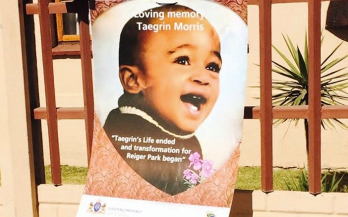 FILE: Thamsanqa Twala was arrested on Monday, three months after Taegrin Morris was killed. Picture: Dineo Bendile/EWN.